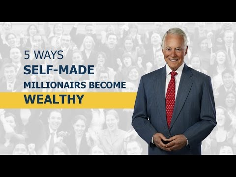 How to Become Rich: 5 Ways Self-Made Millionaires Become Wealthy