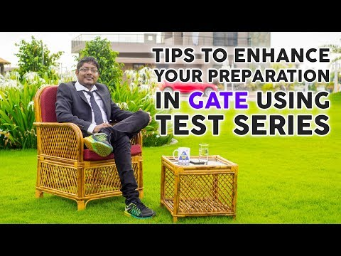 How to enhance your performance in GATE using TEST SERIES
