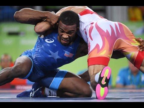 Rio 2016: Jordan Burroughs experiences the cruel side of the Olympic Dream