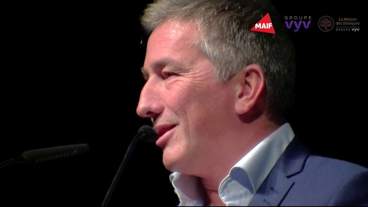 Conférence Stéphane Allix - EXISTE T-IL UNE VIE APRES LA VIE ? #1