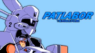 My longplay of pc engine cd / TurboGrafx-CD game - Kidou Keisatsu Patlabor: Griffon Hen (機動警察パトレイバー グリフォン篇). #pcecd #patlabor #retro.