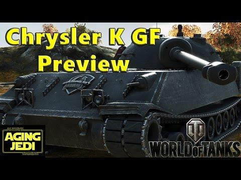 World of Tanks - Chrysler K GF Premium Tank Preview