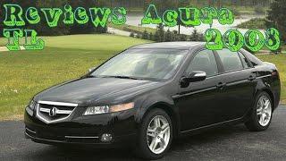Reviews Acura TL 2008