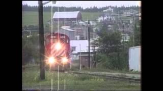 CP Rail In Lac Megantic