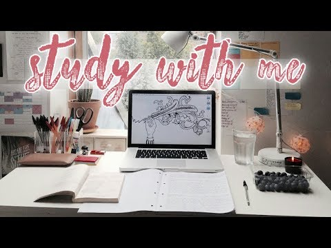 🔴 STUDY WITH ME 💯📚 - LIVE (2 HOURS)