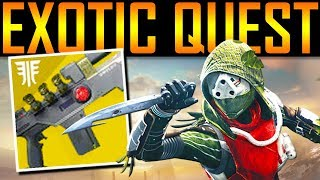 Destiny 2 - IT'S TIME! NEW EXOTIC QUEST!