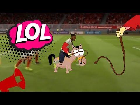 Fifa 20 Funny Fails #41 – Horseback Riding!