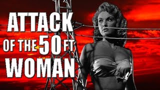 Dark Corners - Attack of the 50ft Woman: Review