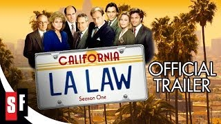 LA Law: Season 1 (1986) OFFICIAL TRAILER HD