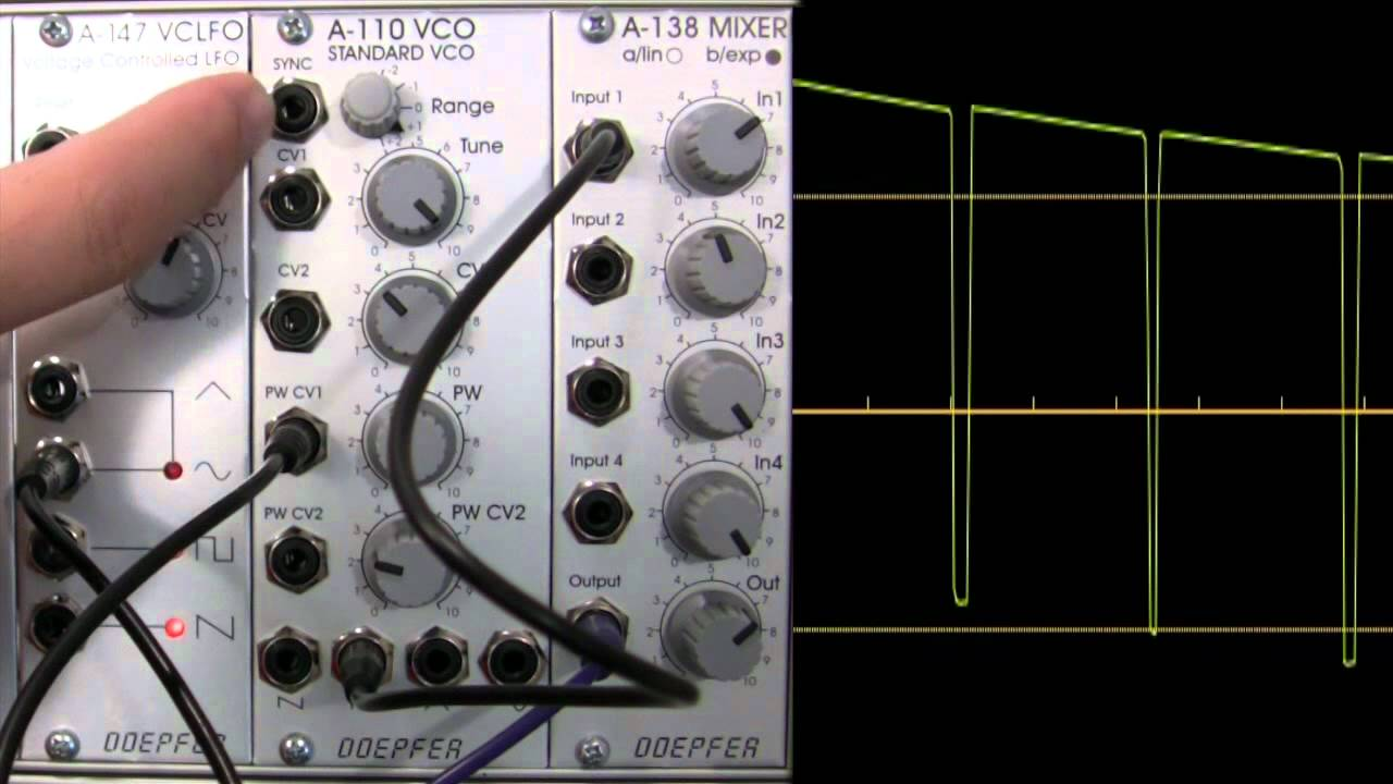12 Days Of Modular 10 Pulse Width Modulation Youtube 8211 What Is It