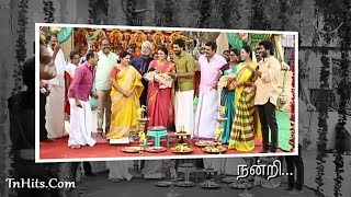 Mapillai 6th October 2017-Today Last Episode.....Thank you to all Mapillai serial fans