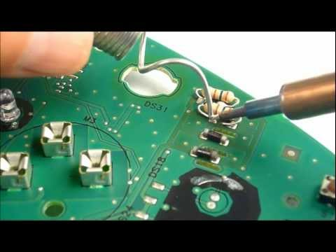 2003 Buick Century Odometer Instrument Panel Repair