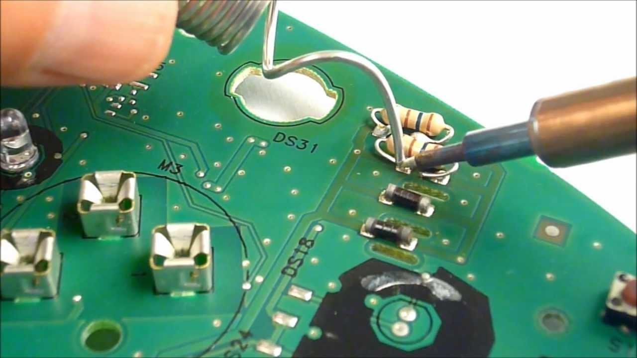 2003 Buick Century Odometer Instrument Panel Repair  YouTube