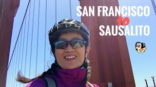 Easy Scenic Bike Ride From Fisherman's Wharf to Sausalito (Across the Golden Gate Bridge) Mp3