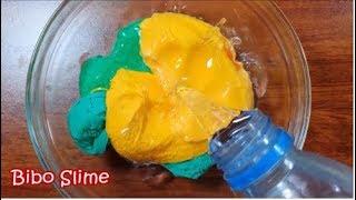 Water Clay Slime, 2 Cách Làm Slime Với Nước Và Đất Nặn Không Hồ
