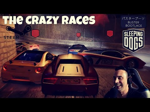 Sleeping Dogs on PC: Crazy Races and the Wheels of Fury DZS-90 Mission!