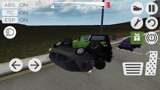 Симулятор Вождения Автомобиля Car Driving Simulator SF