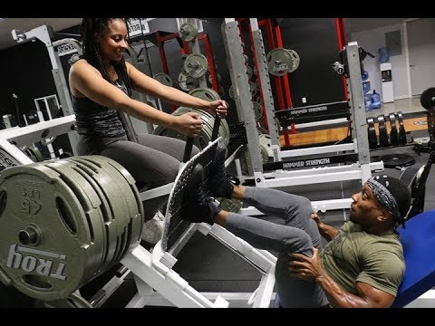 """Build Great Legs ''NO SQUATS"""" 