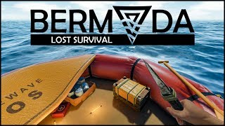 Verschollen im Bermuda-Dreieck - Bermuda Lost Survival #01 [Gameplay German Deutsch]