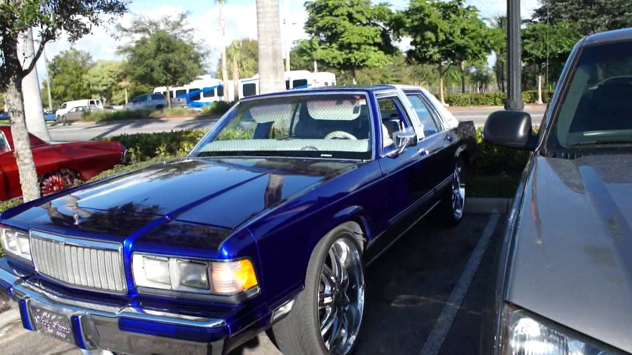 GRAND MARQUIS ON 26 RIMS GUCCI EVERYTHANG  YouTube