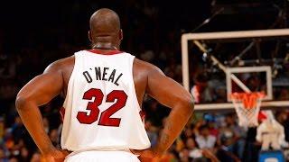 Shaquille O'Neal - Miami Heat Memories
