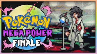 Pokemon Mega Power (Rom Hack ) FINALE CHAMPION BATTLE! Gameplay Walkthrough