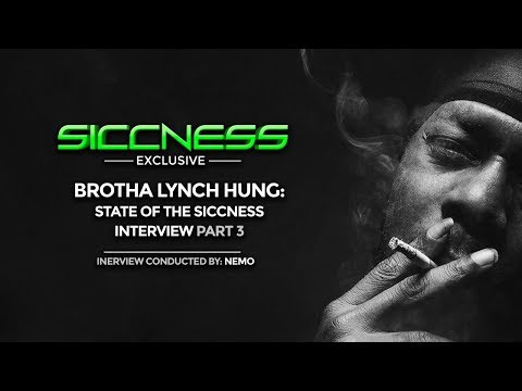 Brotha Lynch on being Homeless and Hospitalized due to 24/7 Drinking Problem. Being shot in Ribs pt3