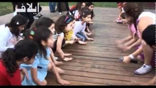 جو أشقر يحتفل بعيد ابنته مع بنات نانسي عجرم