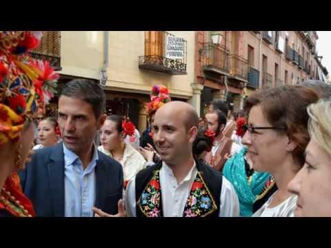 Entevista Festival Cervantino Música y Danza Tradicional