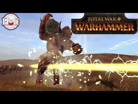 Centigor Swarm - Total War Warhammer Online Battle 115