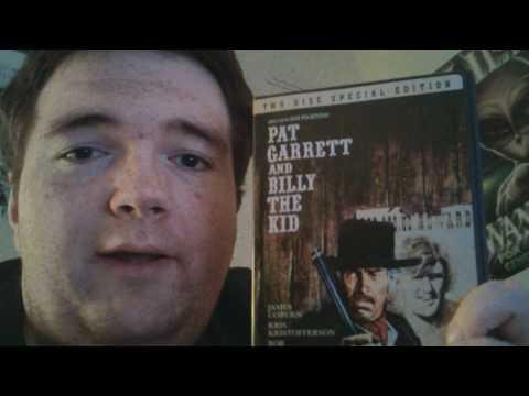 DVD Update: Pat Garrett & Billy the Kid
