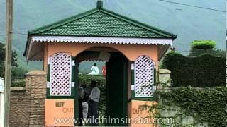 Nishat Bagh - Mughal garden in Srinagar
