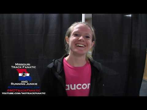 2018 Drake Relays Jessica Jackson Kamilos 10pt02 2 Mile Saucony Oly Trials Pro Life