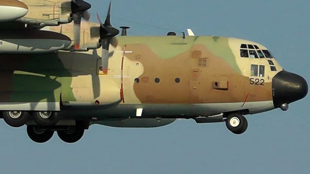 Elicottero Hercules : Kuwait af c s landing and iaf touch go