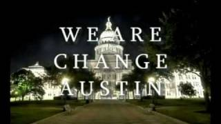 Madeleine Albright is questioned by We Are Change Austin