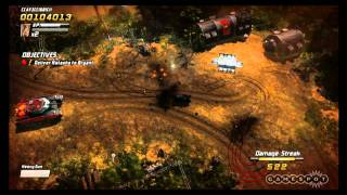 Renegade Ops - Gameplay Demo (PC, PS3, Xbox 360)