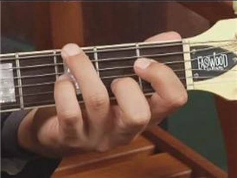 Play Eb7 Chord On The Guitar 1st Inversion Guitar Chord