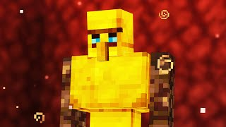 Minecraft mobs if they all lived in the Nether