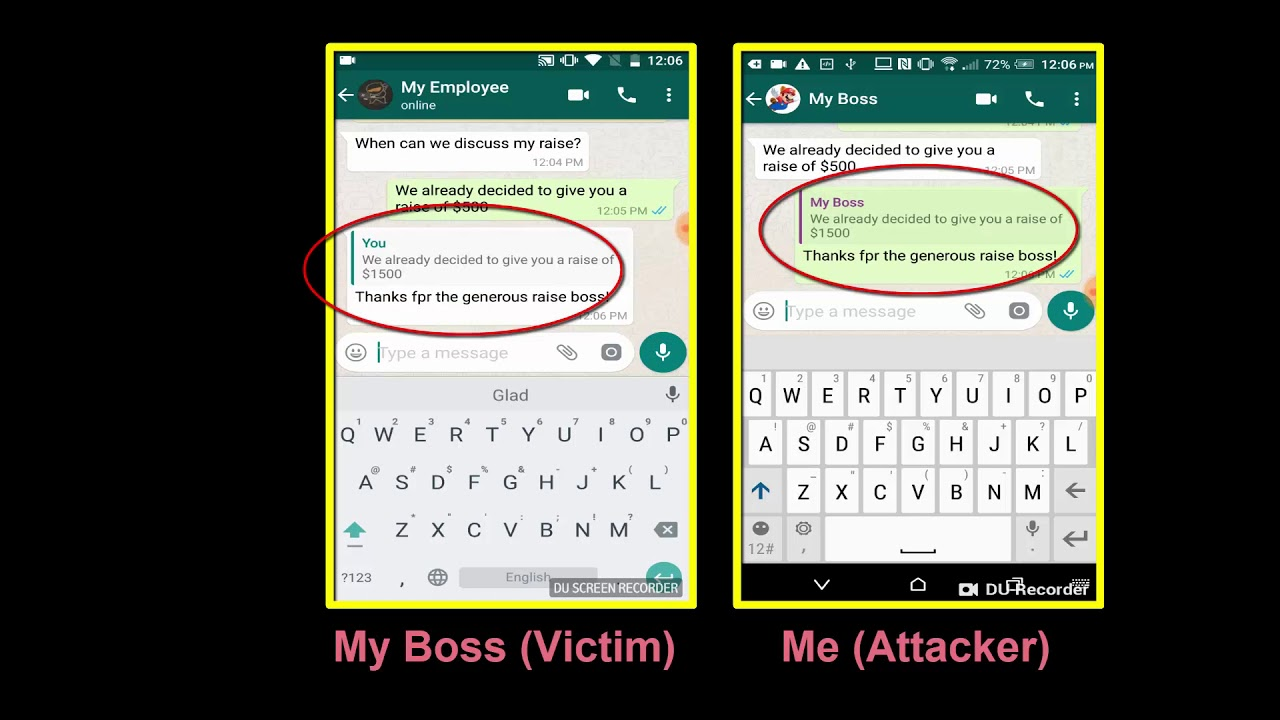 Fakesapp A Vulnerability In Whatsapp Check Point Research