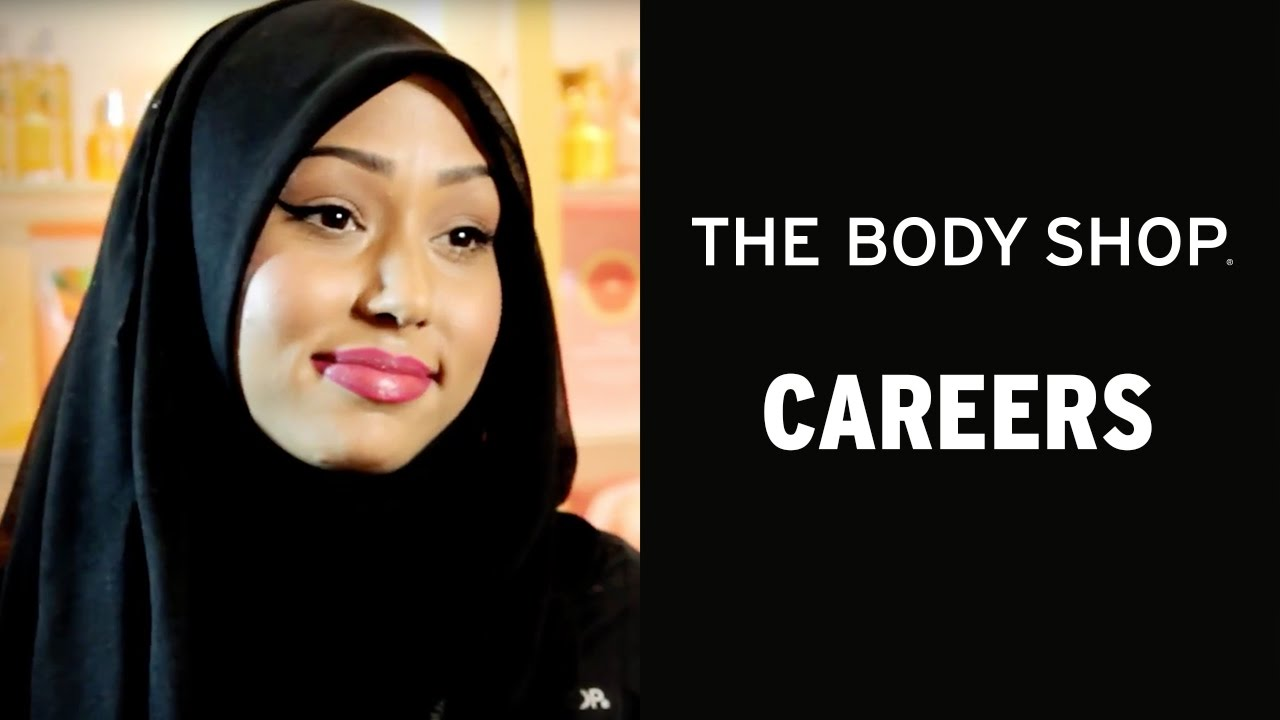 the body shop careers meet ayesha assistant store manager the body shop careers meet ayesha assistant store manager