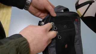 Обзор сумки Wenger «Vertical boarding bag»
