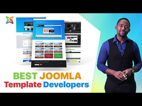 10 Best Joomla Template Developers In The World - Take Your Website Live In Minutes Not Months
