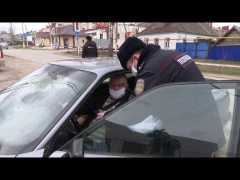 В Мамадышском  районе круглосуточно работают патрули