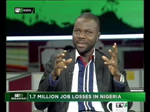 1.7 Million job losses in Nigeria