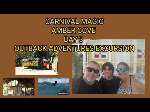 CARNIVAL MAGIC AMBER COVE DAY 3 VLOG #4