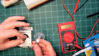 LED Dimmer as motor controller for the modeler and hobbyist