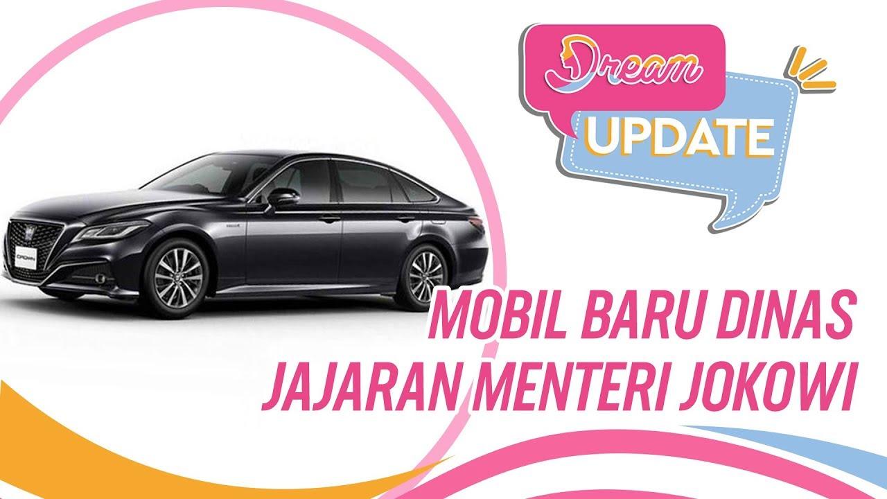 Intip Harga dan Spesifikasi Mobil Dinas Baru Jajaran Menteri Jokowi