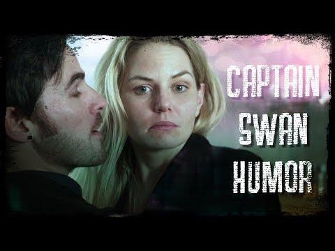 Captain Swan || Humor (Link To Full Video In Description)