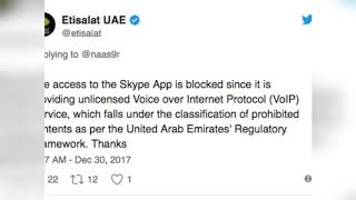 Videocall to UAE free without voIP