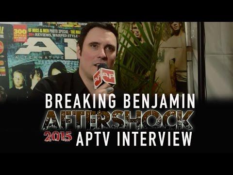 Interview: BREAKING BENJAMIN talk cover songs, Star Wars, more